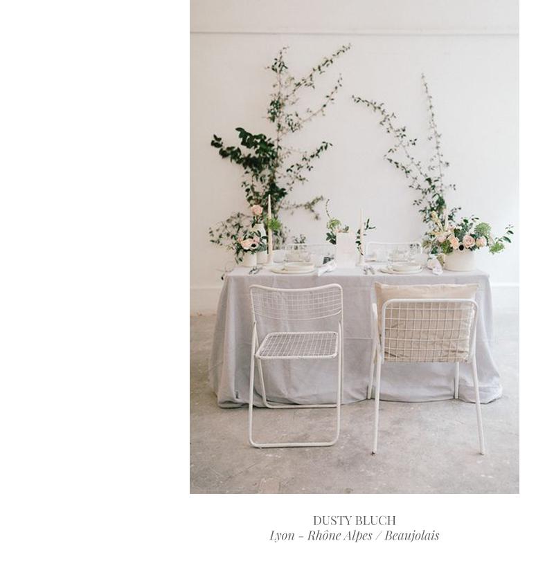 Inspiration délicate et romantique | Lyon - Rhône Alpes